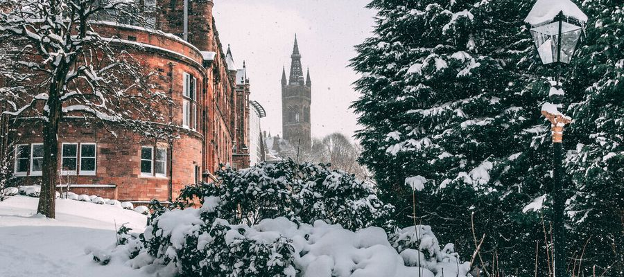 Winterträume in Edinburgh